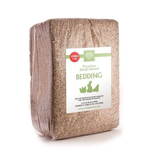 Small Pet Select Jumbo Natural Paper Bedding