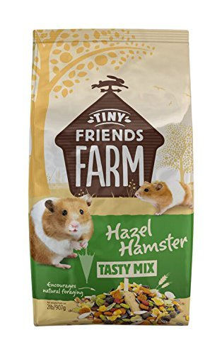 Supreme Petfoods Tiny Friends Farm Hazel Hamster Tasty Mix