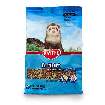 Kaytee Forti Diet Pro Health Small Animal Food for Ferrets