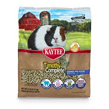 Kaytee Timothy Hay Complete Guinea Pig Food