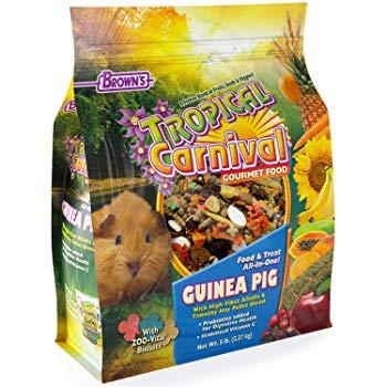 Tropical Carnival F.M. Brown's Guinea Pig Food