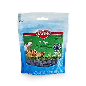 Kaytee Blueberry Flavored Ygurt Dipped Hamsters