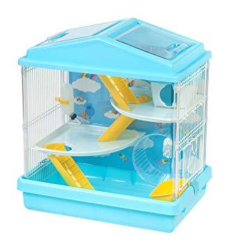 IRIS USA Hamster and Gerbil Pet Cage
