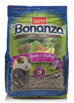 HARTZ Bonanza Gourmet Guinea Pig Small Animal Food