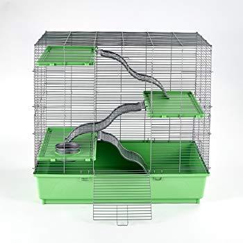 Multi-Level Habitat for Exotics