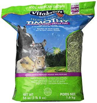 Vitakraft Timothy Hay, Premium Sweet Grass Hay