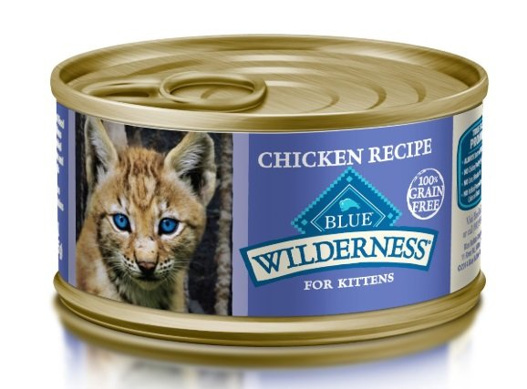 BLUE Wilderness High Protein Grain