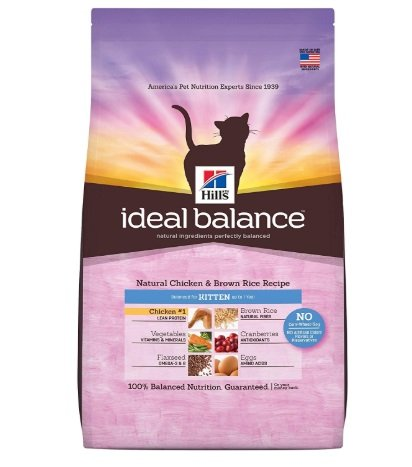 Hill's Ideal Balance Natural Cat Food