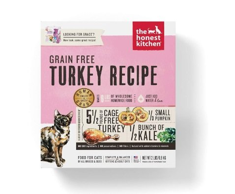 Honest Kitchen Human Grade Dehydrated Grain Free Cat Food