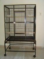 "Everila 53"" Large Parrot Cage"