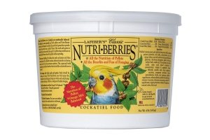 LAFEBER'S Classic Nutri-Berries Pet Bird Food