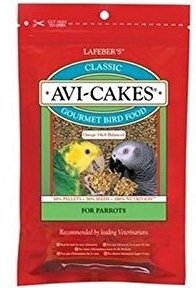 Lafeber Classic Avi-Cakes Small Bird Food