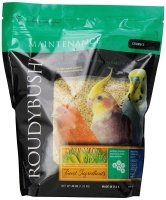 RoudyBush Daily Maintenance Bird Food Crumble