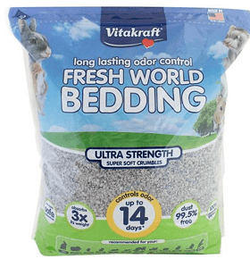 Vitakraft Fresh World Ultra Strength Bedding
