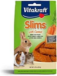 Vitakraft Slims Carrot Treats
