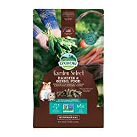Oxbow Garden Select Fortified Food for Hamsters and Gerbils