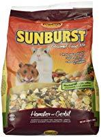 Higgins Sunburst Gourmet Blend Hamster & Gerbil Food, 2.5-lb bag