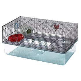 Ferplast Large Hamster Cage with Wheel