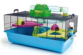 Lixit Animal Care Savic Hamster Heaven Metro Cage