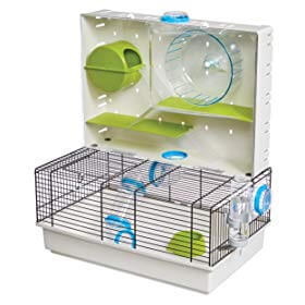 Midwest Homes Critterville Arcade Hamster Cage
