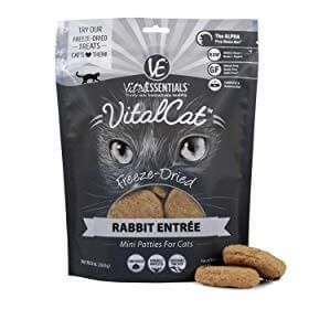 Vital Essentials Rabbit Mini Patties Grain Free