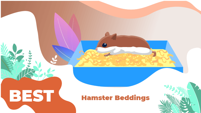 hamster beddings