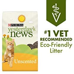 Purina Yesterday's News Unscented Paper Litter
