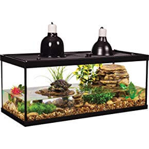 Tetra Deluxe 20-Gallon Aquatic Turtle Kit
