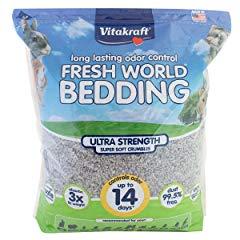 Vitakraft Fresh World Ultra Strength Bedding