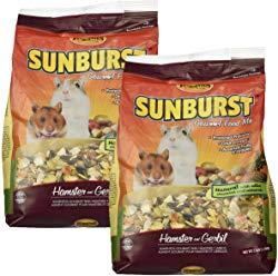 Higgins Sunburst Gourmet Hamster & Gerbil Mix