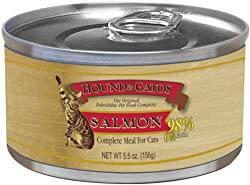 Hound & Gatos Canned Salmon Formula Cat Food