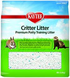 Kaytee Critter Litter Premium Potty Training Litter