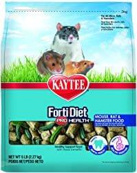 Kaytee FortiDiet Pro-Health Gerbil Food