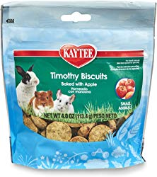Kaytee Timothy Biscuits Baked Apple Treats