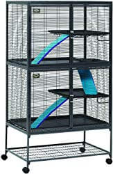 Midwest Deluxe Critter Nation Two-Story Cage