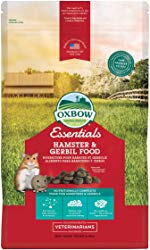 Oxbow Essentials Hamster & Gerbil Food