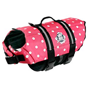 Paws Aboard Pet Life Jacket
