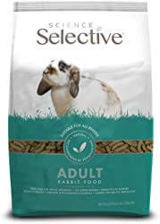 Science Selective Fortified Adult Rabbit Food