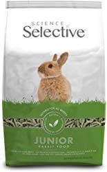 Science Selective Juvenile Rabbit Food