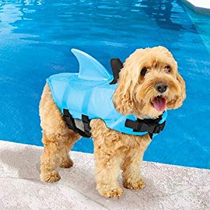 SwimWays Dog Life Vest
