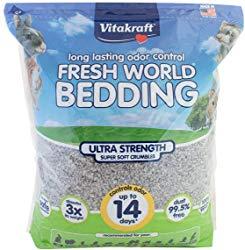 VitaKraft Fresh World Bedding Super Soft Crumbles