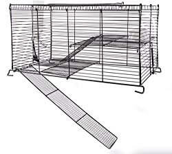 Ware Manufacturing Chew Proof High Rise Cage