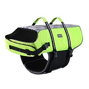 Wellver Dog Life Jacket
