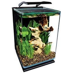 MarineLand 5-Gallon Portrait Glass Aquarium Kit