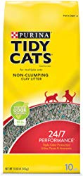 Purina Tidy Cats 24/7 Performance Non-Clumping Cat Litter