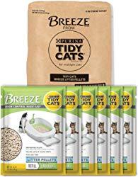 Purina Tidy Cats Breeze Litter System Pellets