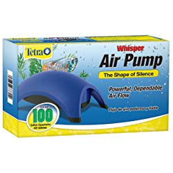 Tetra Whisper Easy-to-Use Air Pump