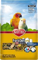 Kaytee FortiDiet Pro-Health Conure and Lovebird Food