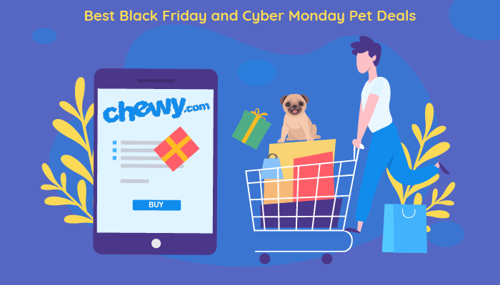 Best Cyber Week pet Deals on Chewy