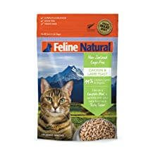 Feline Natural Chicken & Lamb Feast Freeze-Dried Cat Food